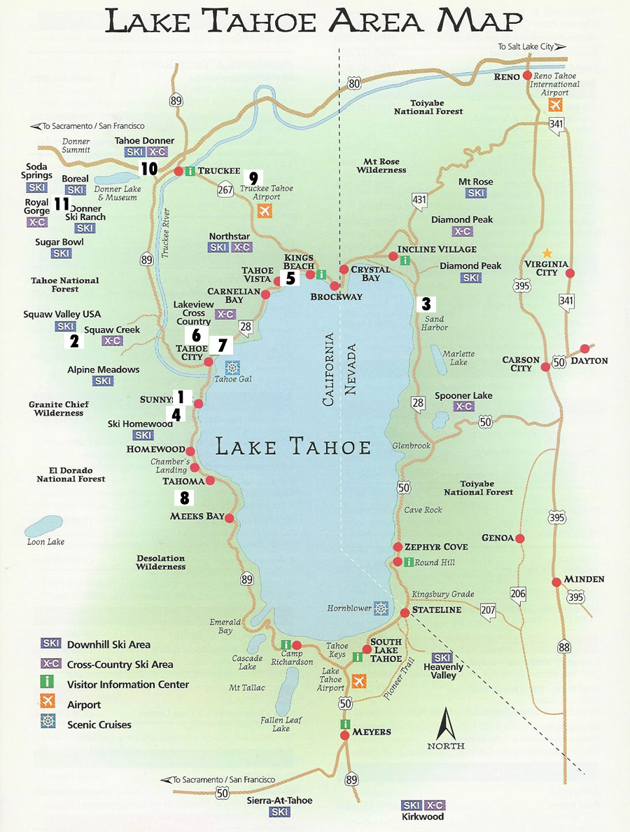Casino Hotels In Lake Tahoe Nv