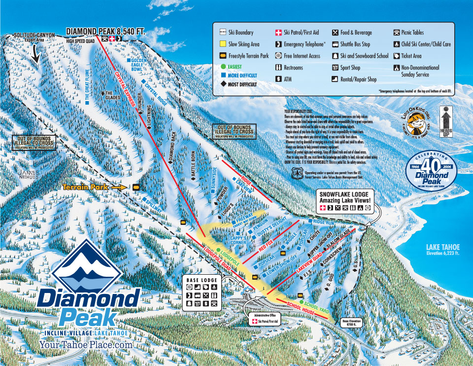 Diamond Peak Trail Maps : Incline Village Nevada: North Lake ... on lake tahoe golf course map, lake tahoe mountain map, lake tahoe winter map, northstar resort tahoe map, lake tahoe casinos, lake tahoe snow, lake tahoe mapguide, hyatt regency lake tahoe resort map, lake tahoe points of interest map, squaw valley resort map, california ski areas map, lake tahoe skiing, lake tahoe national forest map, ski bc map, lake tahoe granlibakken resort, lake tahoe tourist map, lake tahoe sierra resort, lake tahoe airport map, christmas valley lake tahoe map, lake tahoe tee shirt,