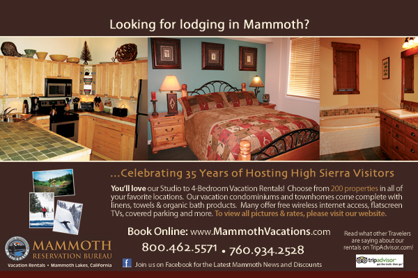 Mammoth Reservation Bureau