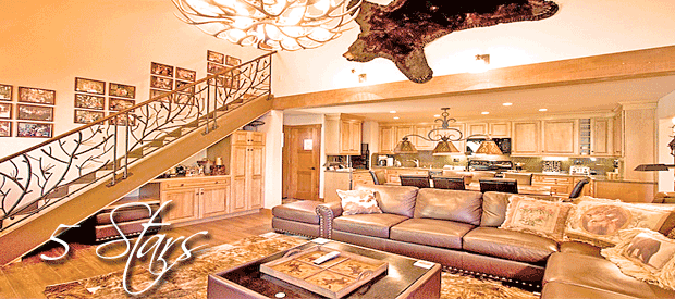 5 Star Luxury Mammoth Rentals