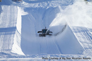Superpipe at Bear Mountain