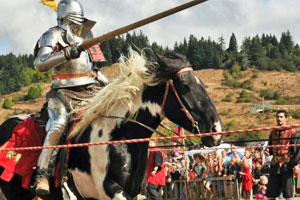 Big Bear Renaissance Faire Joust
