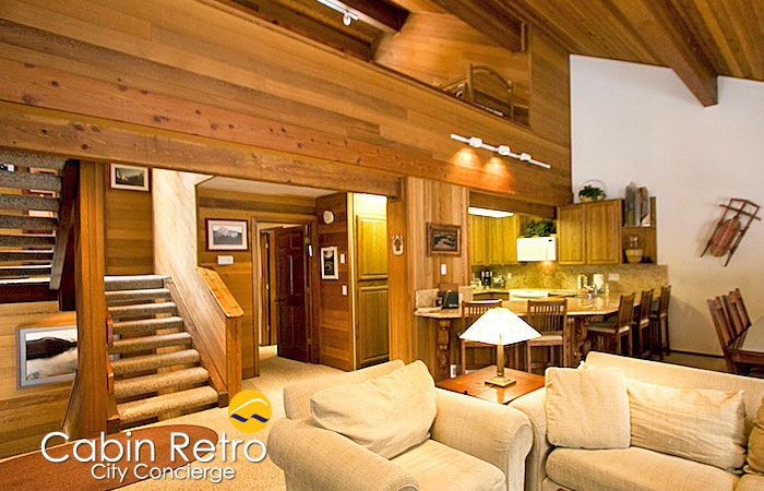 Mammoth condos located close to the slopes for an easy walk