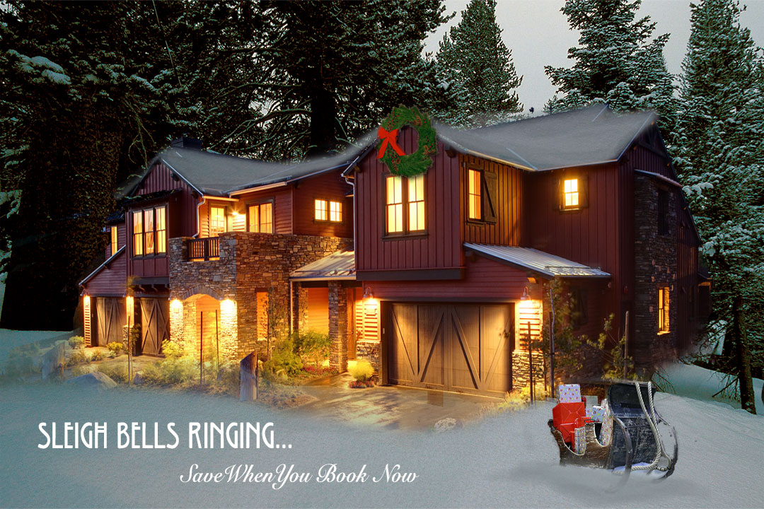 A Sleigh Ride to Your Front Door in Lake Tahoe