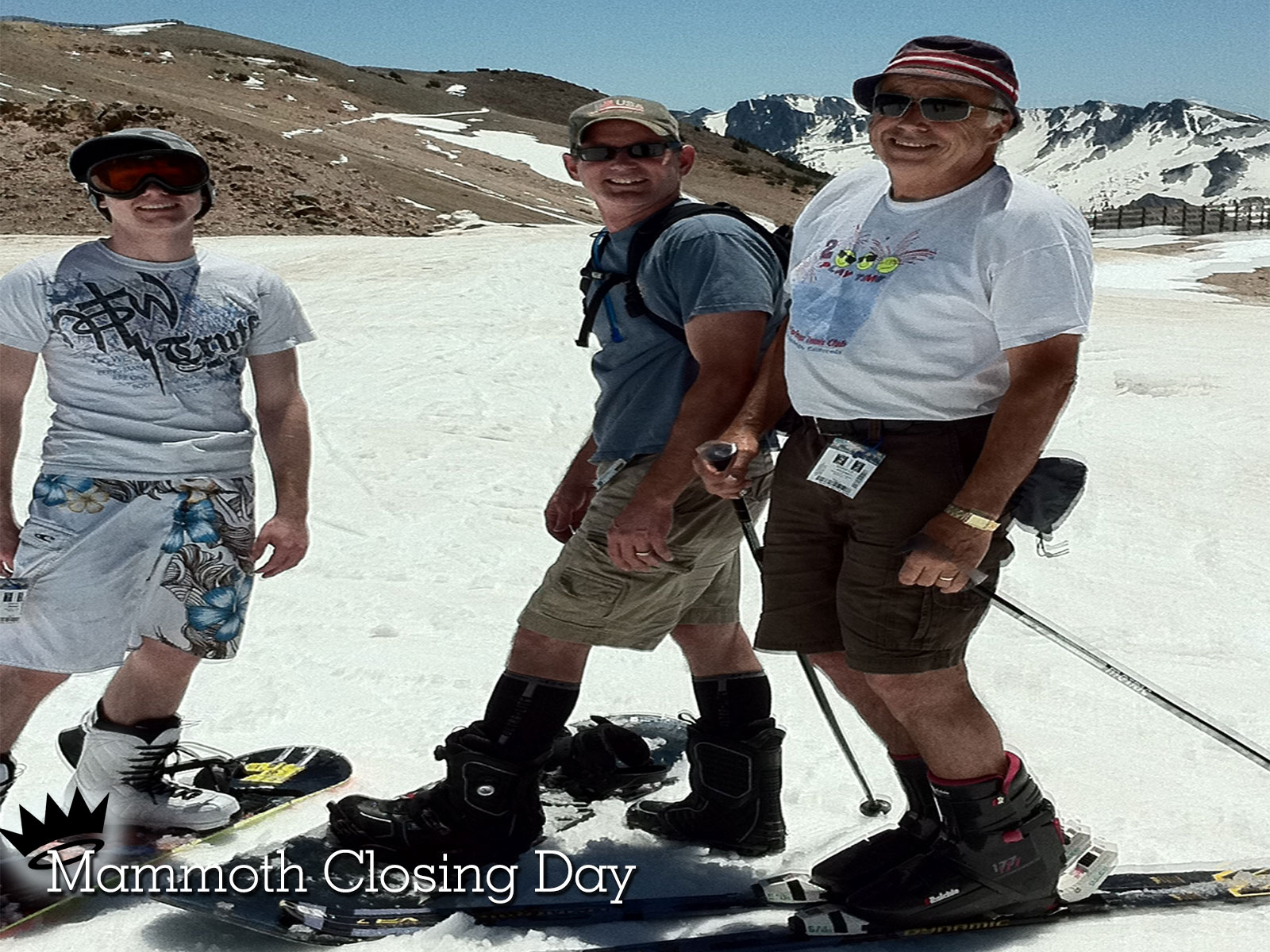 Mammoth Closing Day set for August 6 2017