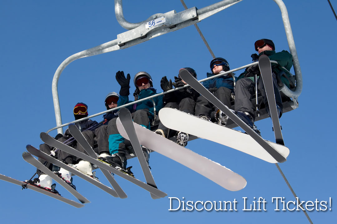 Mammoth Discount Lift Tickets