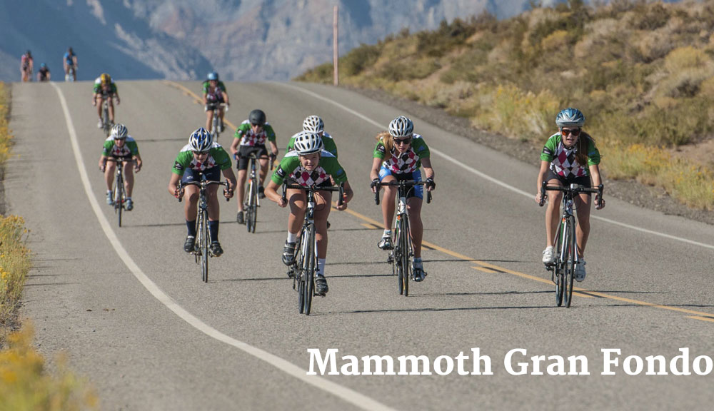 Mammoth Gran Fondo, formerly Fall Century Ride