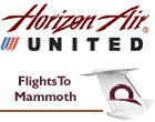 Horizon Flights to Mammoth