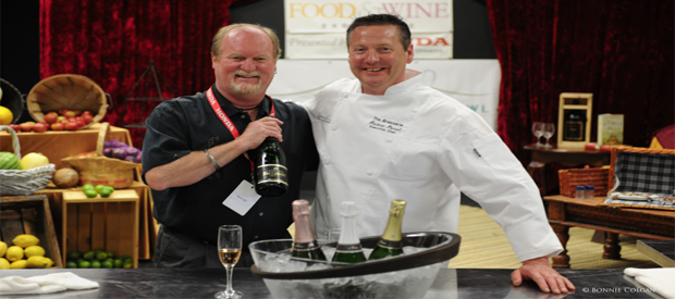 Mammoth Food and Wine Experience - Chef Pierrel