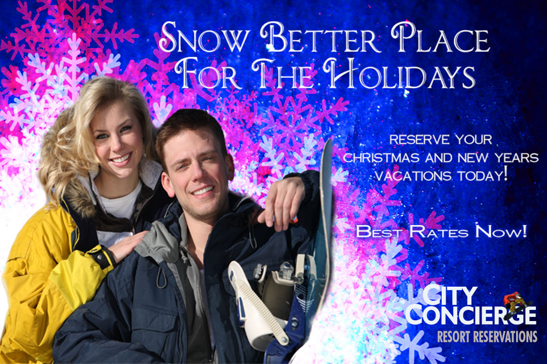 Holiday Reservations in Lake Tahoe