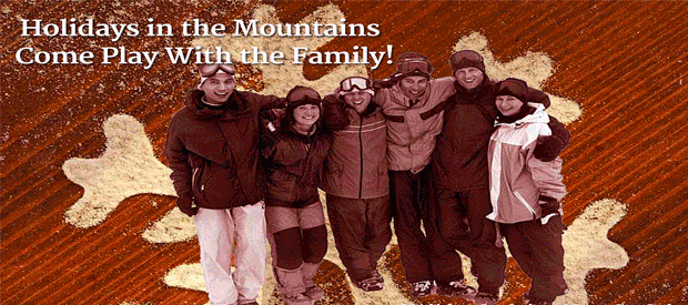 Mammoth Mountain Lodging for Holidays