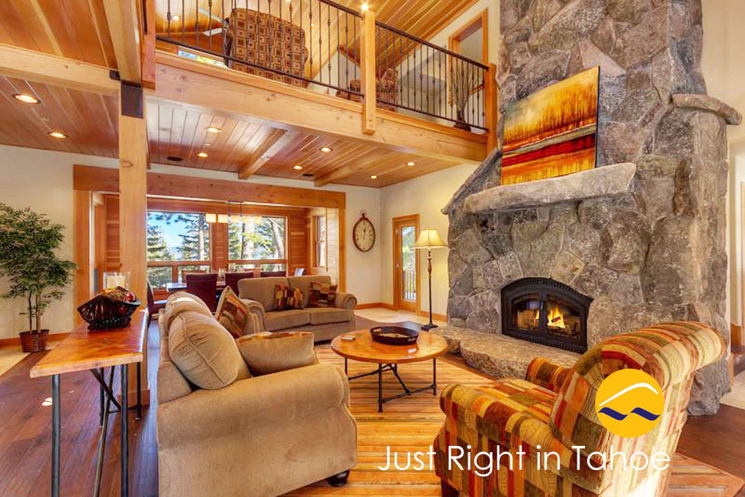 South Lake Tahoe Luxury Home Rentals