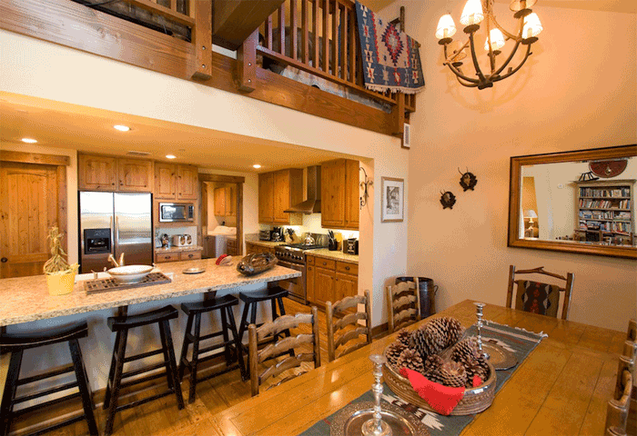 Holiday luxury rentals in Mammoth from MLR