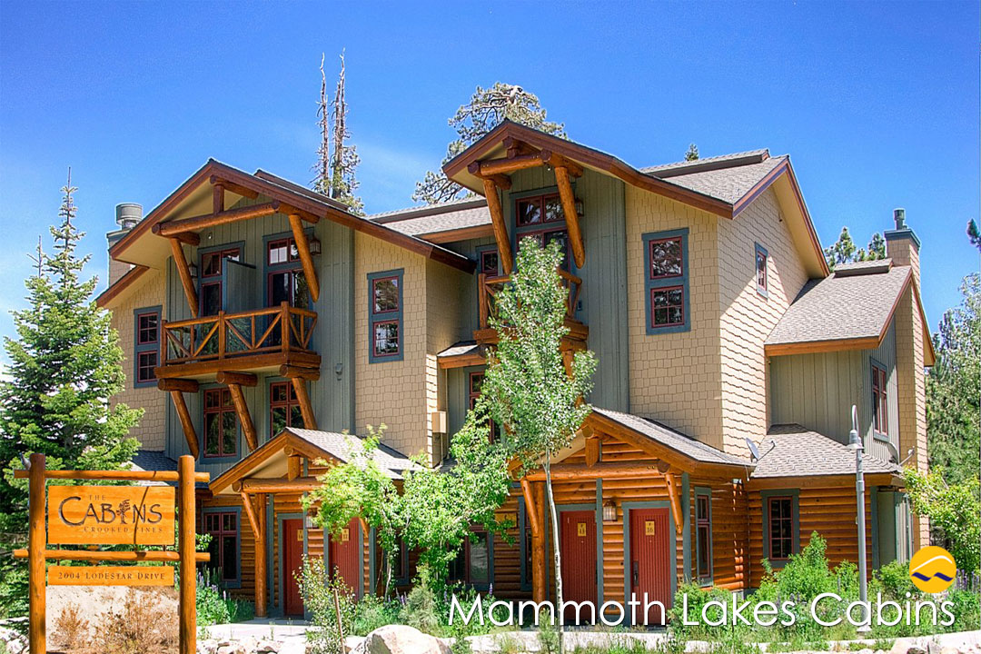 The Cabins at Crooked Pines Rentals at Mammoth