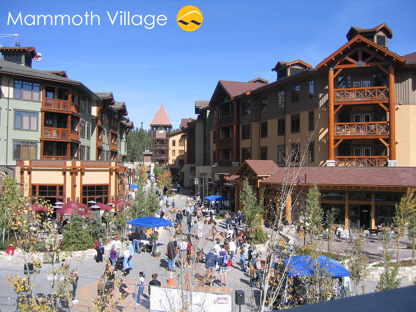 The Mammoth Village