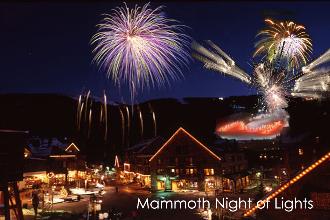 Mammoth Night of Lights Fireworks Spectacular