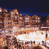 Northstar California Resort, The Village at Night