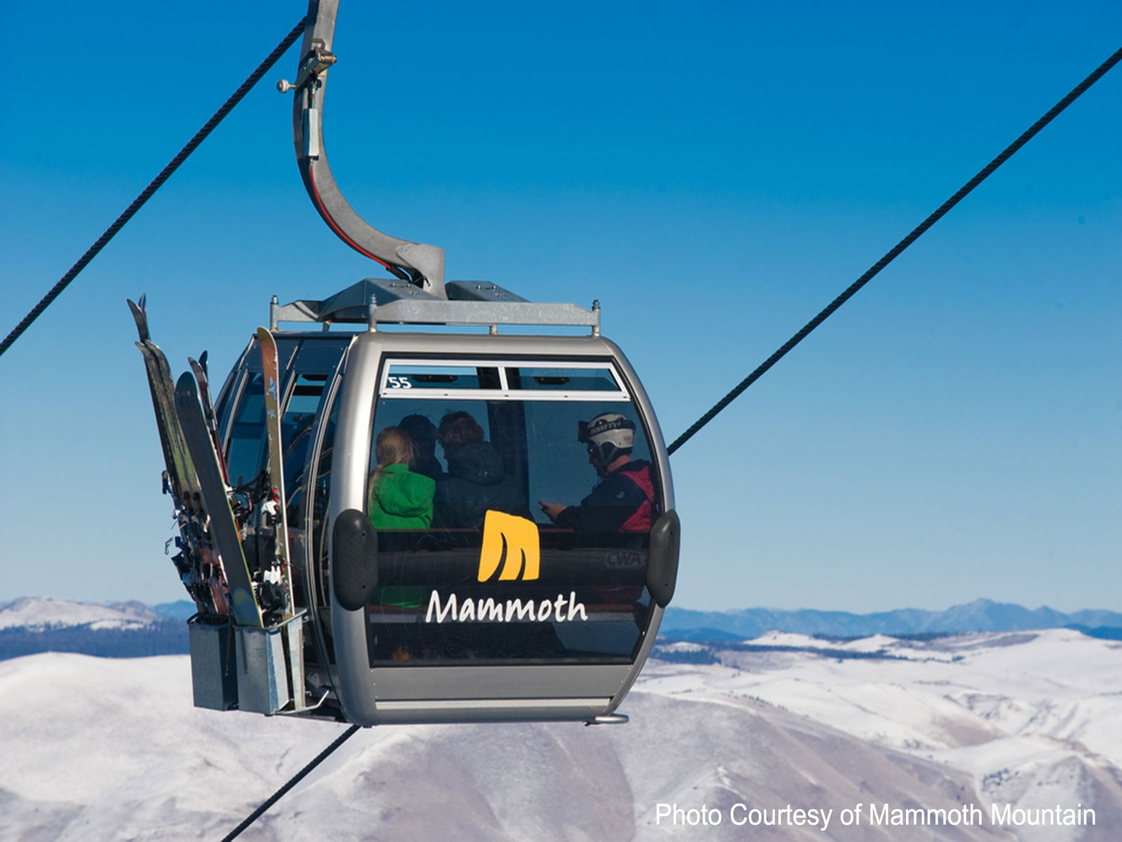 Mammoth Panorama Gondola