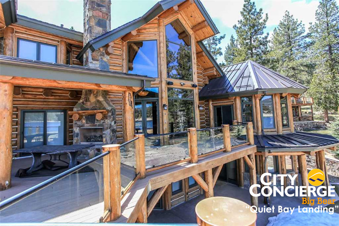 cabins for rent in big bear