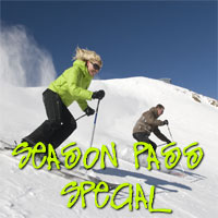 Mammoth Season Pass Special