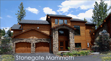Stonegate Mammoth Homes