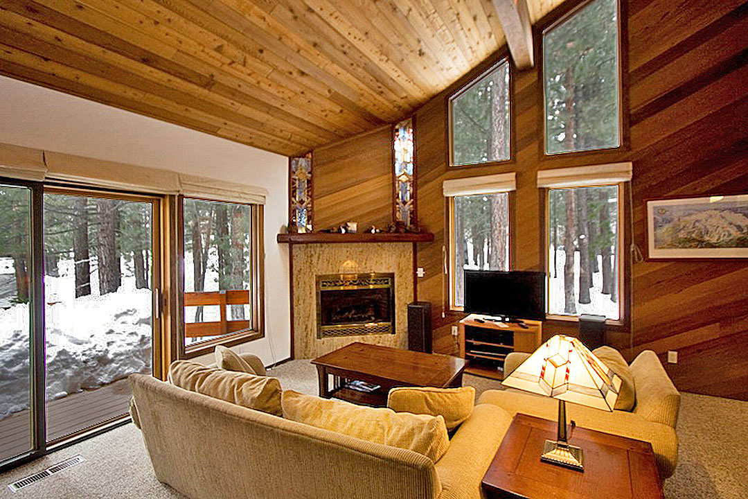 Rentals for family vacations at Mammoth Mountain