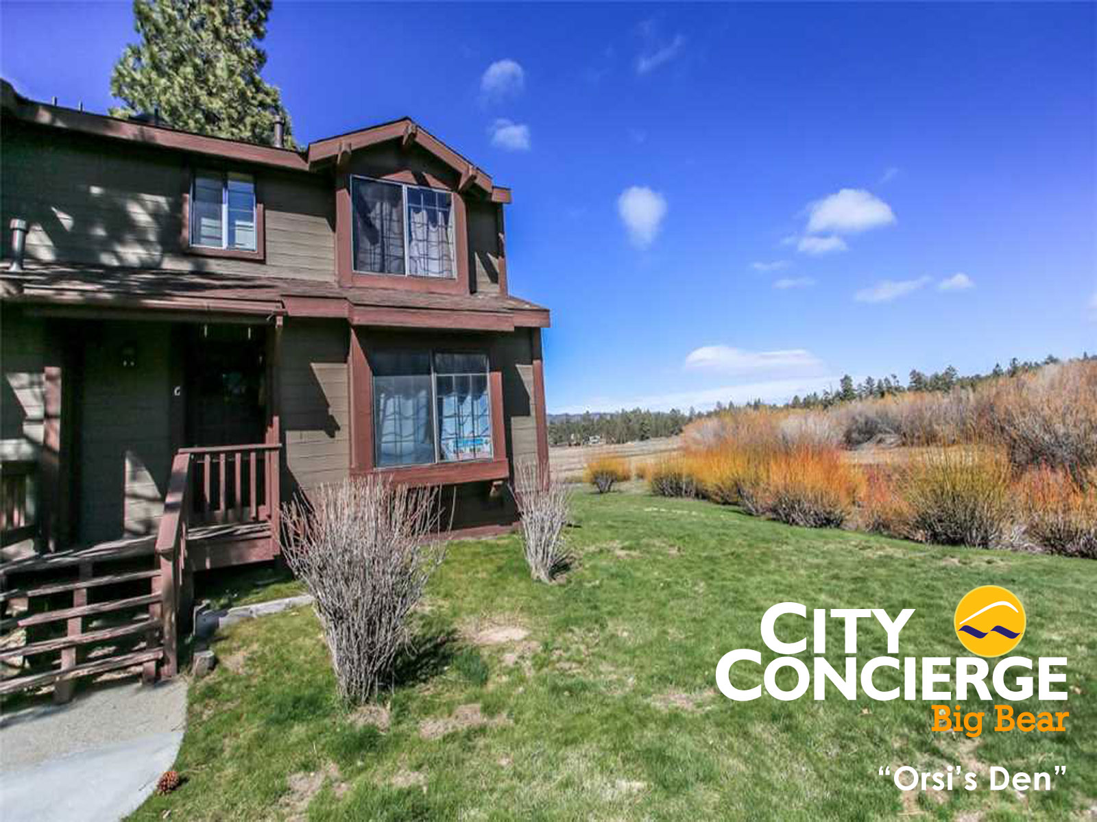 Big bear lakefront rentals luxury vacation rentals in big for Big bear cabins lakefront