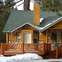 Cozy Big Bear Cottage Rental