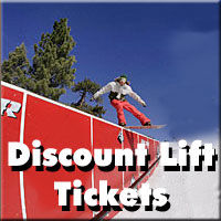 Big Bear discount ski pass