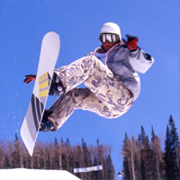 Bear Mountain terrain park